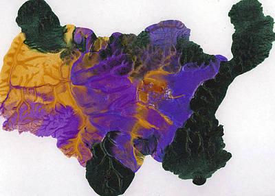 Ties That Bind Painting - The Ties That Bind by Gloria Warren