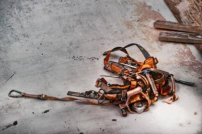 Photograph - The Tool Belt by Brenda Bryant