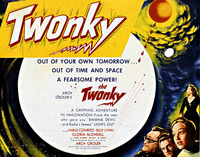 The Twonky, From Left Norman Field Print by Everett