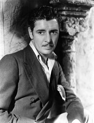1931 Movies Photograph - The Unholy Garden, Ronald Colman, 1931 by Everett