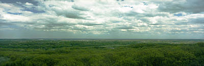 The View From Lapham Peak Original by Jan Faul