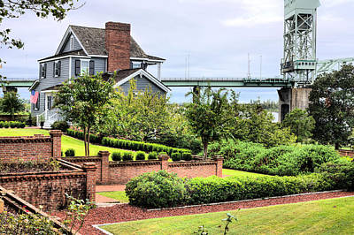 Old Houses Photograph - The View by JC Findley