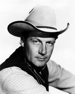 1946 Movies Photograph - The Virginian, Joel Mccrea, 1946 by Everett