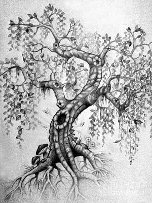 The Willow Print by Melissa Senesac