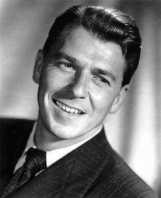 1950s Movies Photograph - The Winning Team, Ronald Reagan, 1952 by Everett