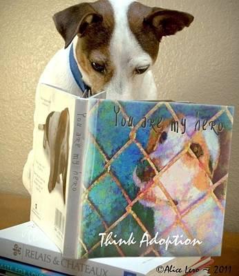 Think Adoption Original by Alice Lero