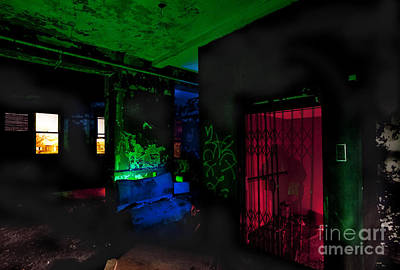 West Texas Photograph - This Elevator Only Goes Down by Keith Kapple
