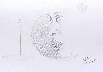 Tiger Woods Painting - Tiger Woods by Geeta Biswas