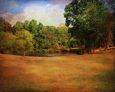Timbers Pond Print by Jai Johnson