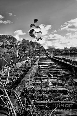 Appleton Photograph - Time Marches by Craig Ebel