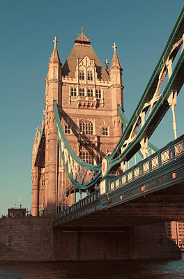Timeless Tower Bridge Print by Jasna Buncic