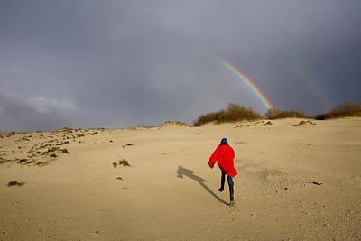 Eyal Photograph - To The Rainbow by Eyal Bartov