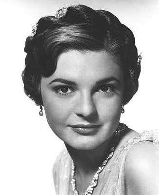 1950s Movies Photograph - Tonight We Sing, Anne Bancroft, 1953 by Everett