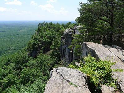 Gaston County Photograph - Top Of The Rock by Joel Deutsch