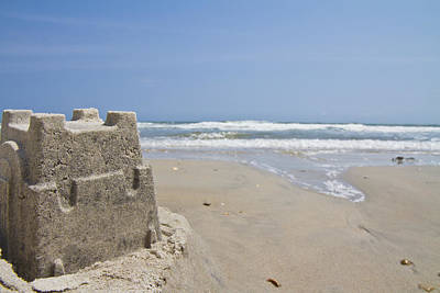Topsail Castle Print by Betsy Knapp