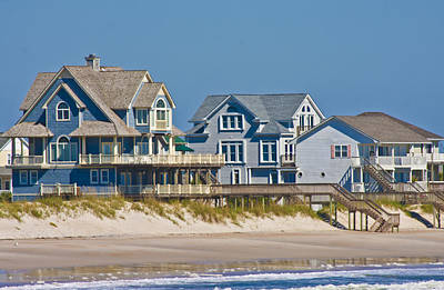 Sea View Photograph - Topsail View by Betsy Knapp