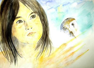 Touched By God Original by Tamara Tavernier