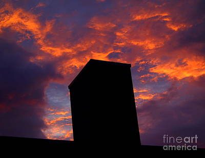 Gastonia Photograph - Towering Inferno  by Tammy Cantrell