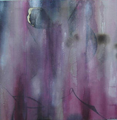 Painting - Tranquil Space.  by Cima Azimi