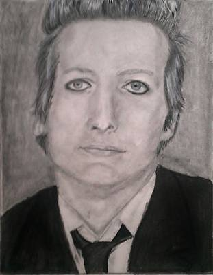 Tre Cool Original by Brittany Frye