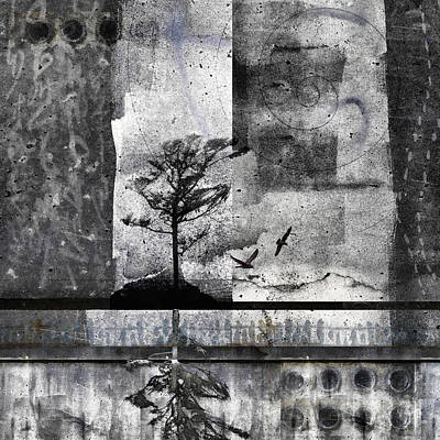 Seagull Digital Art - Twelve Moons by Carol Leigh