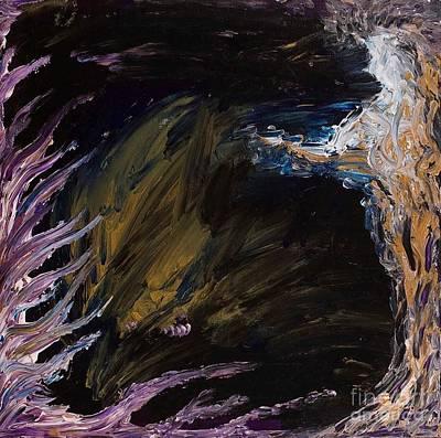 Www.artworkxofmann.com Painting - Twelve by Rob Smith