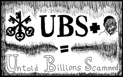 Ubs Untold Billions Scammed Original by Yasha Harari