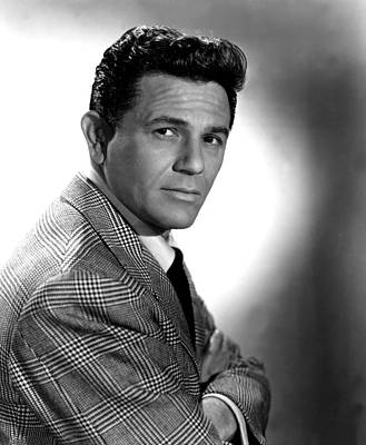 1950s Movies Photograph - Under My Skin, John Garfield, 1950 by Everett