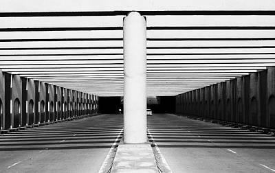 Landscape Photograph - Underpass by Sumit Mehndiratta