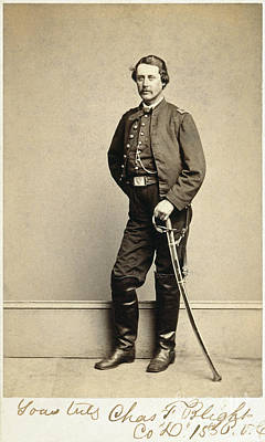 Union Soldier, 1860s Print by Granger