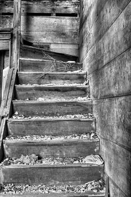 Upstairs  Print by JC Findley