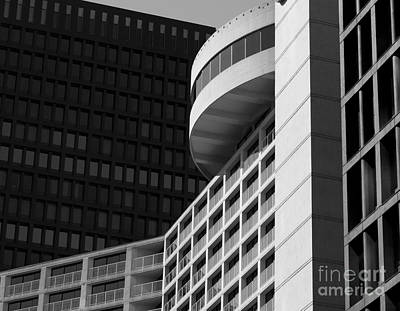 Vancouver Architecture Print by Chris Dutton