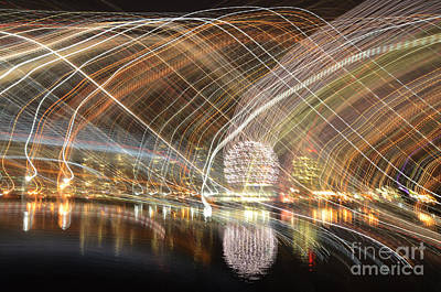 Vancouver British Columbia 5 Print by Bob Christopher