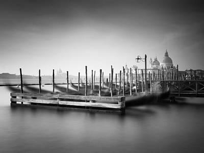 Venetian Dream Print by Nina Papiorek