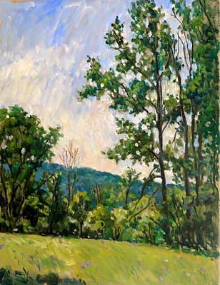 Vermont Spring Bennington Original by Thor Wickstrom