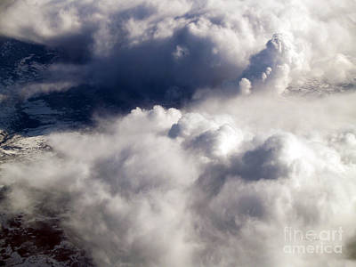 Terra Firma Photograph - View From Above V by Patricia Griffin Brett