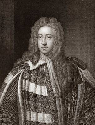 Viscount Bolingbroke, English Statesman Print by Middle Temple Library