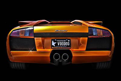 Voodoo Digital Art - Voodoo Italian Style by Douglas Pittman