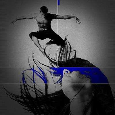 Glamour Digital Art - Voyage by Naxart Studio