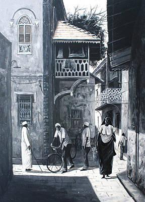 Vuga Street Original by Sele