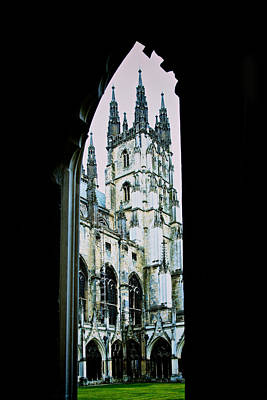 English Cathedrals Photograph - Waiting For My Love by Lisa Knechtel