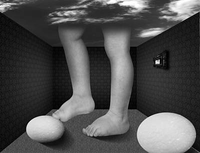 Baby Digital Art - Walk To... by Mark Ashkenazi