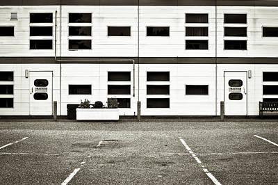 Warehouse Print by Tom Gowanlock