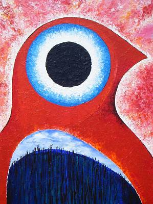 Loganville Painting - Wasteland by Harold Bascom