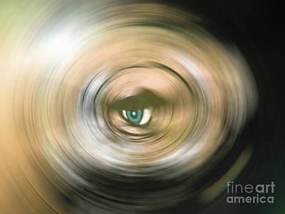 Buy Digital Art - Watching You by Bruno Santoro