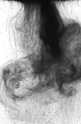 Water Dust Print by Sumit Mehndiratta