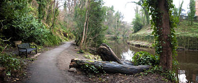 Water Of Leith Original by David Armas
