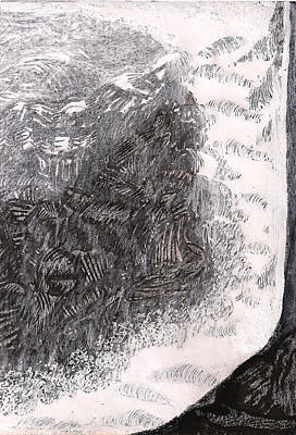 Bash Bish Falls Print by Al Goldfarb