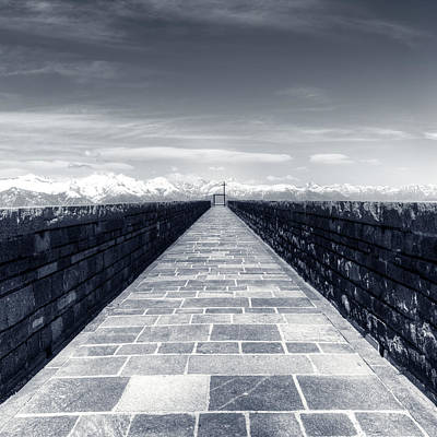 Menacing Photograph - Way To Heaven by Joana Kruse