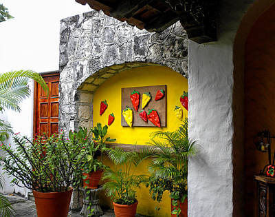 Casita Photograph - Welcome To The Casita by Julie Palencia